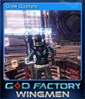 GoD Factory Wingmen Card 7