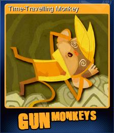 Gun Monkeys Card 5