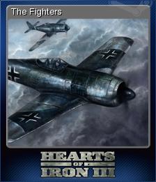 Hearts of Iron III Card 3