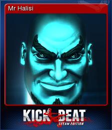 KickBeat Steam Edition Card 6