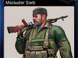 Man Of Prey - Marauder Serb