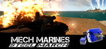 Mech Marines Steel March Logo