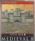 Medieval II Total War Foil 4