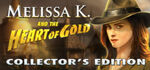 Melissa K and the Heart of Gold Collectors Edition Logo