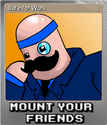 Mount Your Friends Card 05 Foil