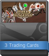 Paper Dungeons Booster Pack