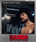 Rambo The Video Game Foil 2
