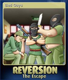Reversion - The Escape Card 2