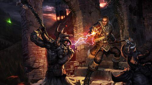Risen 3 - Titan Lords Artwork 3