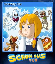 School Bus Fun Card 06