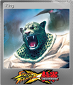 Street Fighter X Tekken Foil 7