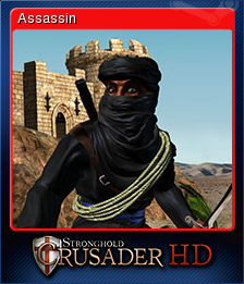 Stronghold Crusader HD Card 2