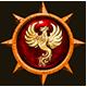 Total War WARHAMMER II Badge Foil