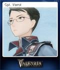 Valkyria Chronicles Card 7