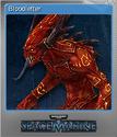 Warhammer 40,000 Space Marine Foil 9