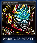 Warriors' Wrath Card 1