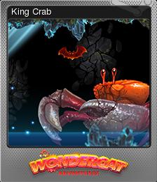 WonderCat Adventures Foil 1