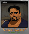 Broken Sword 5 Foil 4