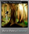 But to Paint a Universe Foil 12