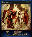 Demonicon Card 5