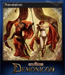 Demonicon Card 5