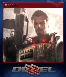 Dizzel Card 5
