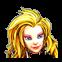 Double Dragon Neon Emoticon marian