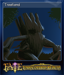 FATE Undiscovered Realms Card 1