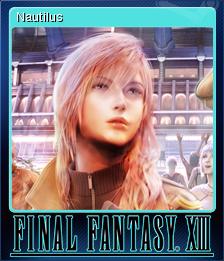 FINAL FANTASY XIII Card 5