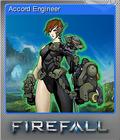 Firefall Card 02 Foil