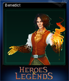 Heroes & Legends Conquerors of Kolhar Card 3