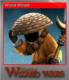 Magicka Wizard Wars Foil 3