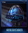 Mayan Death Robots Card 1