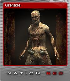 Nation Red Foil 3