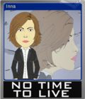 No Time To Live Foil 1