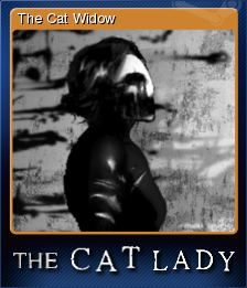 The Cat Lady Card 9