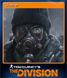 Tom Clancy's The Division Card 1
