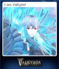Valkyria Chronicles Card 2