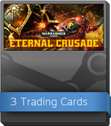 Warhammer 40,000 Eternal Crusade Booster Pack