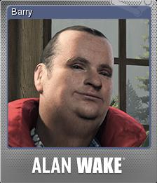 Alan Wake Foil 3