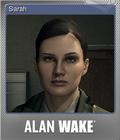 Alan Wake Foil 7