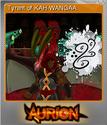 Aurion Legacy of the Kori-Odan Foil 4