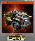 Burning Cars Foil 7