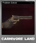Carnivore Land Foil 3