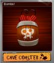 Cave Coaster Foil 10