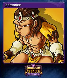 Dungeon Defenders Eternity Card 2
