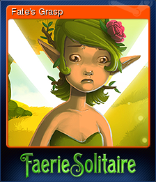 Faerie Solitaire Card 7