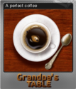 Grandpa's Table Foil 02
