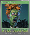Hero Defense - Haunted Island Foil 8