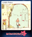 Momodora III Card 1